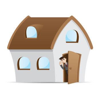 Gästezimmer oder Wohngemeinschaft