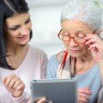 keine Angst vor Technik Senioren